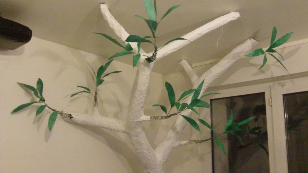 fabriquer un arbre en grillage conception carte lectronique cours. Black Bedroom Furniture Sets. Home Design Ideas